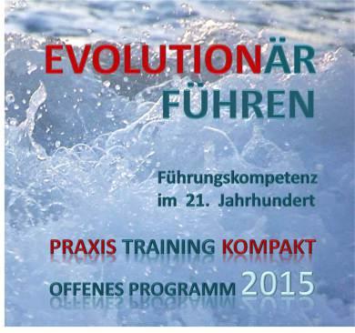 Führungskompetenz, evolutionär führen, Training